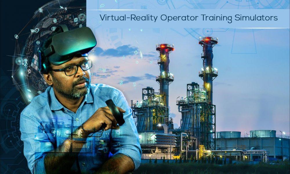 Hazardous Operations Training Simplified with FusionVR's Operator Training'(VR-OTS) Simulator